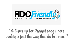fido friendly review for panache dog coats