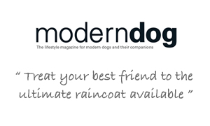 modern dog magazine review for panache dog coats