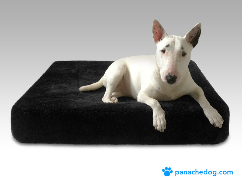 black dog bed replacement covers