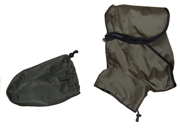 dark green dog raincoat accessories